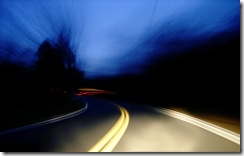 night_road